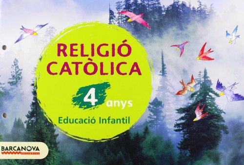 Religió catòlica P4. Llibre de l'alumne (Materials Educatius - Parvulari - 4 Anys) - 9788448912666