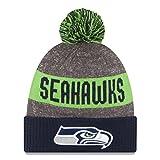 Seattle Seahawks New Era 2016 NFL Official Sideline Sport Knit Hat