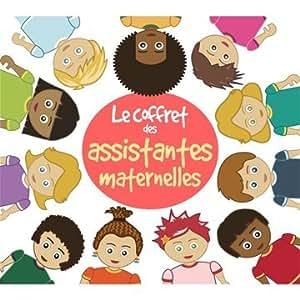 Le Coffret Des Assistante Maternelle 2010