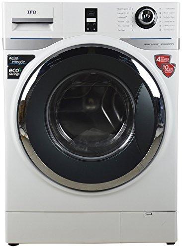 IFB 6.5 kg Fully-Automatic Front Loading Washing Machine (Senorita Smart, White)