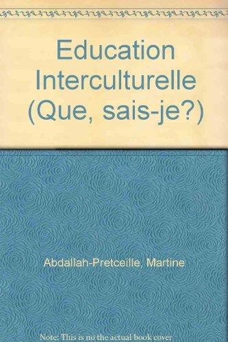 L'Éducation interculturelle