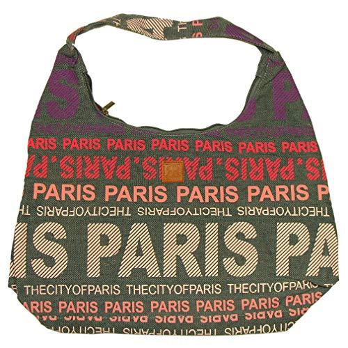 Sac 'City' Paris Robin Ruth - Gris
