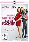 DVD Cover 'Wie die Mutter, so die Tochter