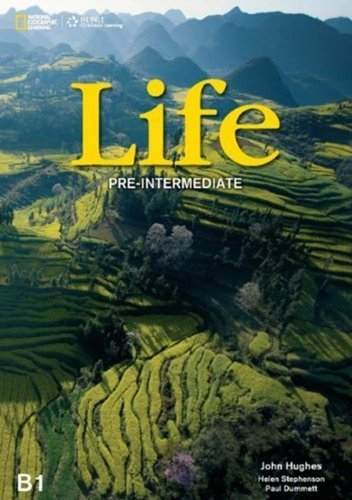 Life Pre-Intermediate with DVD 1st edition by Dummett, Paul, Hughes, John, Stephenson, Helen (2012) Paperback