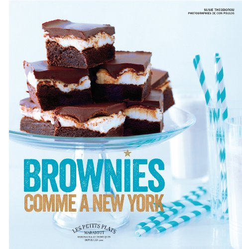 BROWNIES COMME A NEW YORK par Susie Theodorou