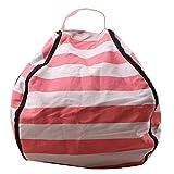 Gefüllte Tier Bean Bag Stuhl Kinder Spielzeug Speicherorganisator Stuffie Sitz, Jugendliche und Erwachsene, 38inch