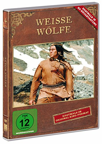 Weiße Wölfe - HD-Remastered