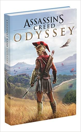 Assassin's Creed Odyssey - Guía Edición Coleccionista
