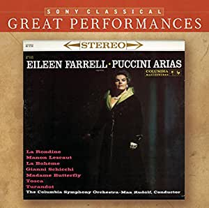 Great Performances - Puccini Arias