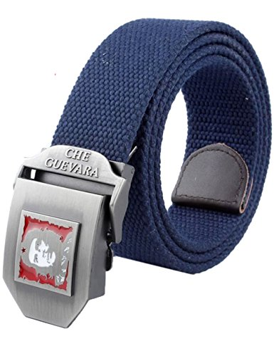 menschwear-mens-adjustable-cotton-canvas-belt-metal-buckle-military-style-53-140cm-navy