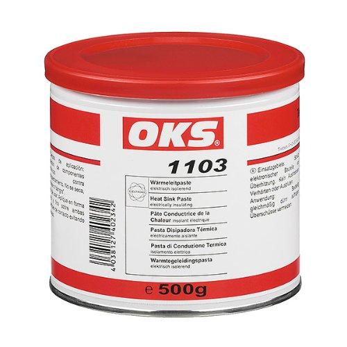 OKS-Pasten Gebinde:500g Dose Beschreibung:OKS 1103, Wärmeleitpaste