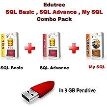 Edutree - SQL Basic + SQL Advance + My SQL Tutorials Combo Pack
