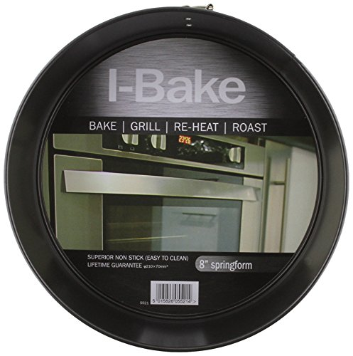 I-Cook 8-inch Non Stick Spring Form Cake Pan - Buy Online in Oman
