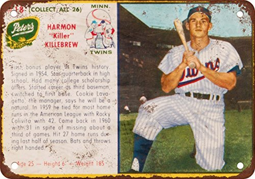 1961harmon-killebrew-look-vintage-reproduction-plaque-en-mtal-203x-305cm