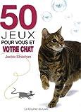 50 jeux pour vous et votre chat