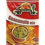 Cantiña Mexicana - Guacamole mix - Sazonador para guacamole - 25 g