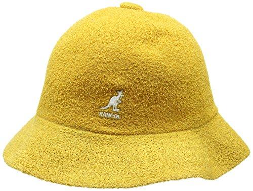 Kangol Unisex Fischerhüte Bermuda Casual Gold (goldie)