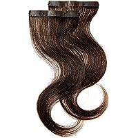 Estensioni Balmain clip da cintura capelli umani