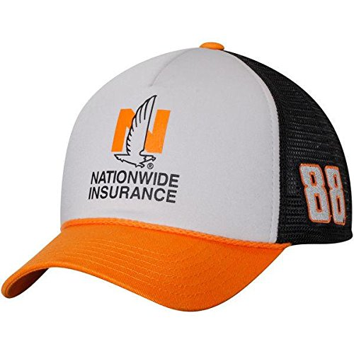 NASCAR Herren 's-dale Earnhardt Junior. # 88-Nationwide insurance- Retro Trucker Hat, Herren, Dale Earnhardt Jr #88 Dale Earnhardt Jr Cap