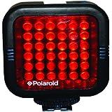 Barre de 36 LED rechargeable type lumière de nuit infrarouge de Polaroid Studio Series pour caméscopes, appareils photo et reflex numériques