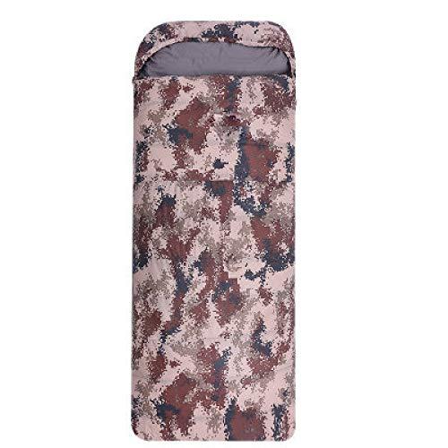 Extreme weather sacco a pelo per adulti, ragazzi e ragazze, adolescenti - protezione dal freddo - per tutti coloro che fino a 6,1 '- ideale quattro stagioni backpacking sacco a pelo per il camp,multi-colored(b)