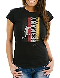 "Sonia Originelli Fan-Shirt /""Costa Rica/"" Unisex Fußball WM EM Herren T-Shirt Neu"