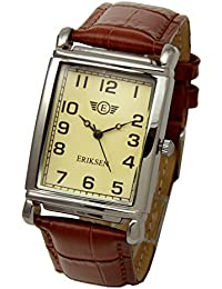 Amazon.co.uk: Rectangular - Wrist Watches / Men: Watches