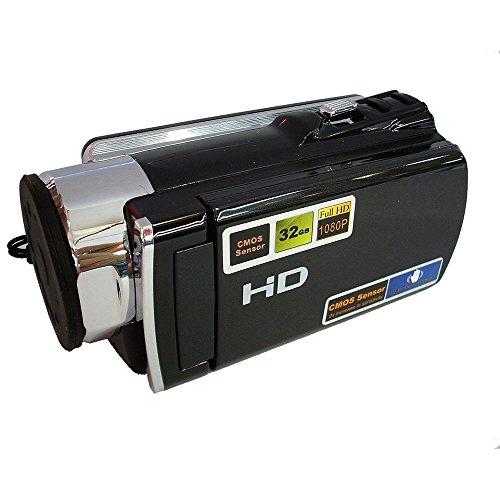 PowerLead PLC1202 HD1080P 16MP DV Camcorder 3.0inch High Definition Digital Video Camera TFT LCD 16x Zoom