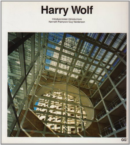 Harry Wolf (Current Architecture Catalogues)