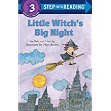 Little Witch's Big Night (Step into Reading) by Deborah Hautzig (1984-10-12)