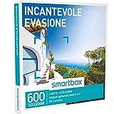 SMARTBOX - Cofanetto Regalo - INCANTEVOLE EVASIONE - 1 notte con colazione, 2 persone
