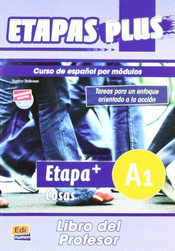 Etapas Plus Acceso A1: Tutor Book par Team Edinumen