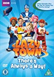 Lazytown - There's Always a Way [DVD]