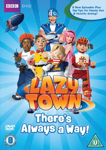 LazyTown - There's Always A Way