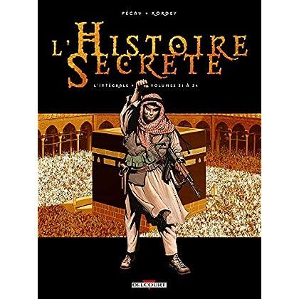 L'Histoire secrète - Intégrale T21 à T24
