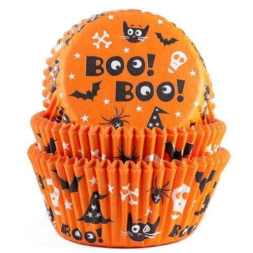 hen Boo Boo (Spooky Halloween-kuchen)