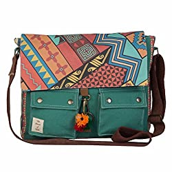 The House Of Tara Women's Messenger Bag Multicolour Htmb 018