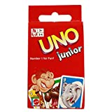 Games Uno Junior Card