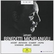 L'Art d'Arturo Benedetti Michelangeli (Coffret 8 CD)