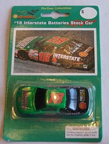 Shell #18 Interstate Batteries Stock Car Bobby Labonte by shell
