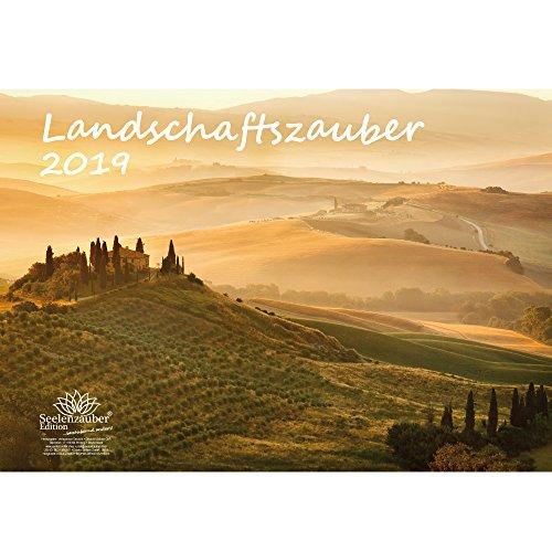 Paesaggio paesaggio magico · din a3· premium calendario 2019· · vacanze · fremde paesi · viaggi · set regalo con 1biglietto d' auguri e 1scheda · edition anima magia di natale