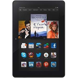 """Kindle Fire HDX 8,9"""", schermo HDX, Wi-Fi, 16 GB - Con offerte speciali (Generazione precedente - 3ª)"""