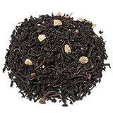 Aromas de Té - Té Negro Pakistaní con Propiedades Estimulantes/Té Negro Estimulante de Pakistán, Sabor Especiado, Vainilla, Canela, Jenjibre, 100 gr