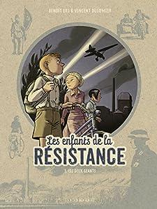 """Afficher """"Les enfants de la résistance - série en cours n° 3 Les deux géants"""""""