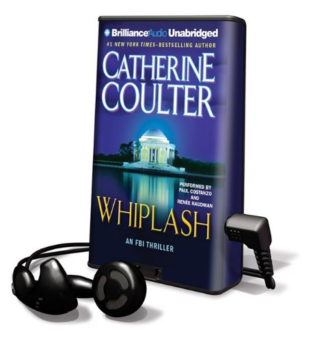 Whiplash: An FBI Thriller [With Earbuds] (Playaway Adult Fiction)