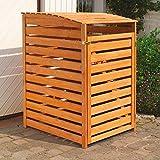 PROMEX Mülltonnenbox Vario III für 1 Tonne