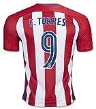 Trikot Nike Atletico Madrid 2016-2017 Home (Torres 9, L)