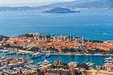 Zadar (47468159), Aluminium-Dibond, 80 x 50 cm