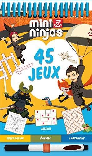 Mini Ninjas : 45 jeux