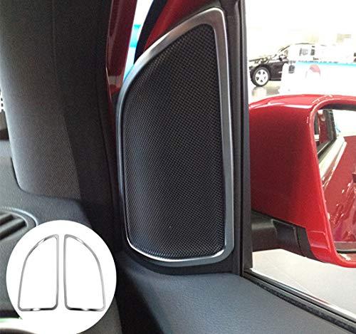 Autozubehör Chrom Türlautsprecher Rahmen Dekoration Aufkleber für B-Klasse B200 B260 2012-2016 Auto Styling